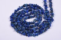 Lapis Lazuli Uncut Chips Beads
