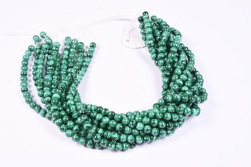 Malachite 8 MM Beads