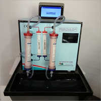 Dialyzer Reprocessing Machine Double Station