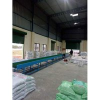 Material Transfer Flat Belt Conveyor