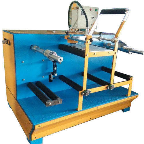 Rewinding Machine For Ink Jet Coading Line
