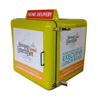 2020 REGULAR NON LED DELIVERY BOX SIDE OPENING