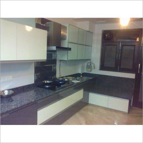 Corner Modular Kitchen