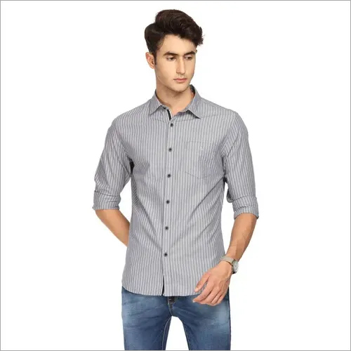 Mens Stiped Shirts