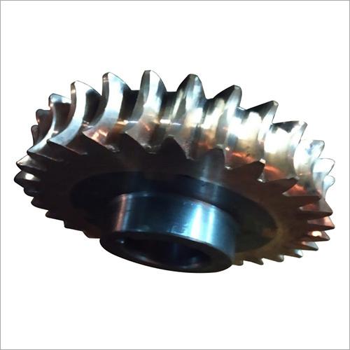 Worm Wheel and Shaft