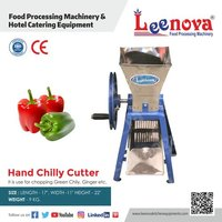 Hand Chily Cutter Machine