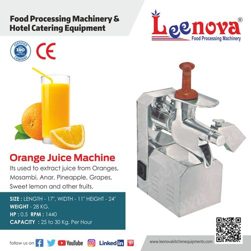 Fruits Juice Machine