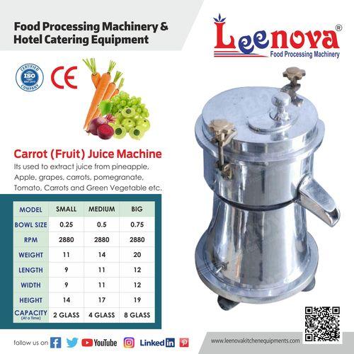 Vegetable Juice Machine