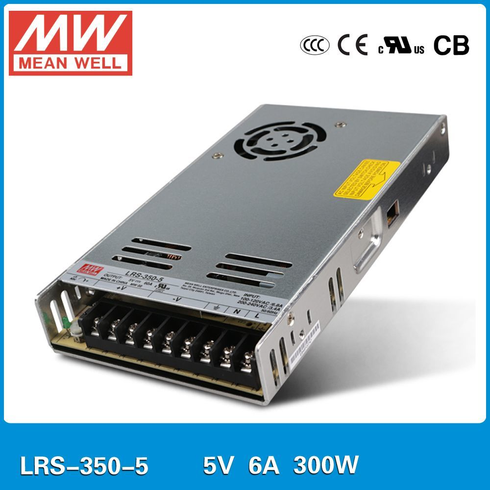 Meanwell SMPS and Power supplies