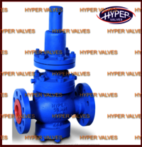 Gas pressure regulating valve