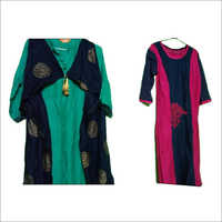 Cotton Jacket Kurti