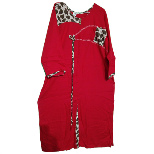 Fancy Printed Ladies Kurti