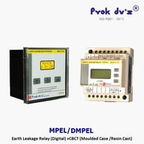 Earth Leakage Relay MPEL
