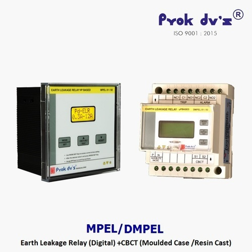 Earth Leakage Relay MPEL