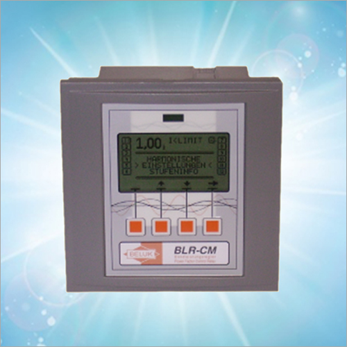 Power Factor Control Relay