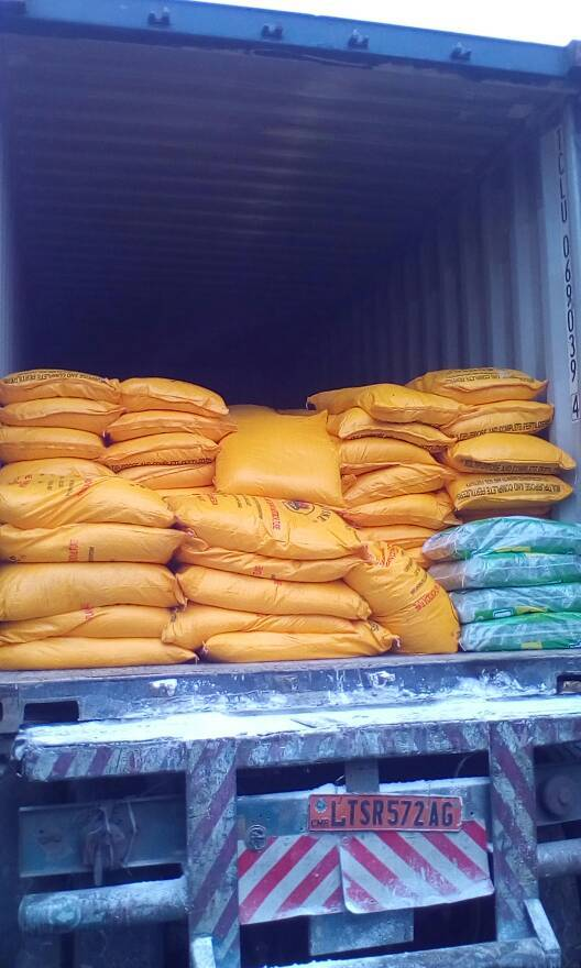 Agrodyke 100% organic fertilizer