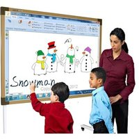 Digital Multi Touch Interactive Electronic Whiteboard For Meeting Room School Teaching