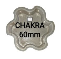 Chakra Silicone Plastic Paver Moulds