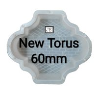 New Torus Silicone Plastic Paver Moulds