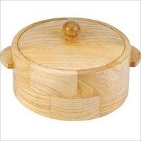 Wooden Designer Casserole