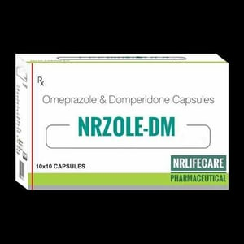 Omepazol and Domperidon capsule