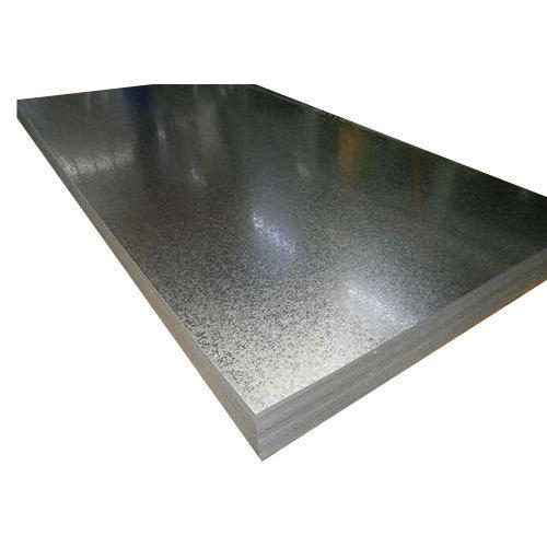 Galvanized Plate