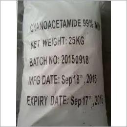 Cyanoacetamide Cas No : 107-91-5
