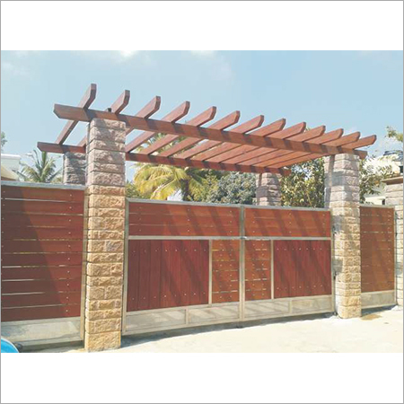 FRP Gate & Rafter