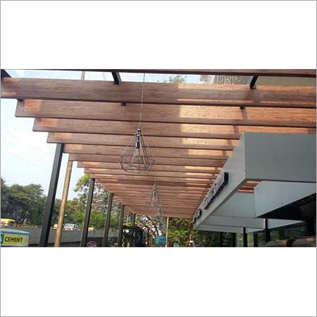 pergola rafter