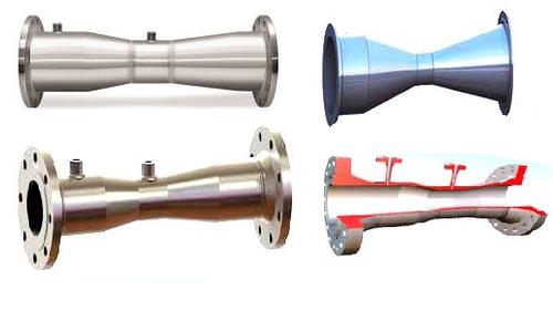 Venturi Flow Elements Tubes