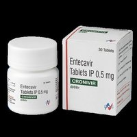 Entecavir Cronivir Tablet