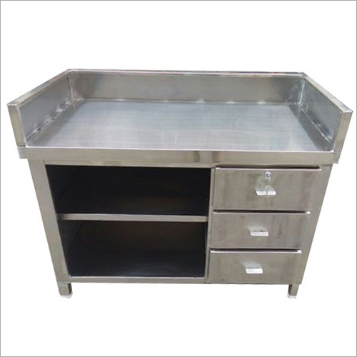 Steel Cash Counter