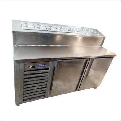 Cold Bain Marie Under Counter Refrigerator