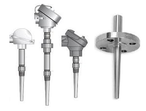 Thermocouples, Thermowells & RTD