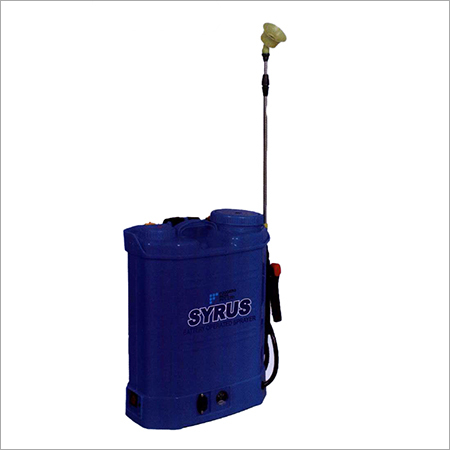 Syrus sprayer pump