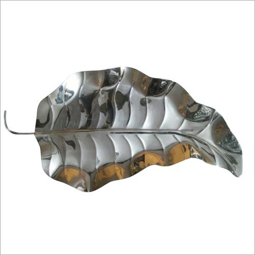 Aluminum Designer Leaf Tray