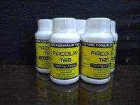 Formalin tablet