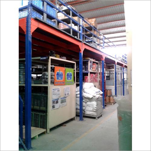 PICL Mezzaine Floor System