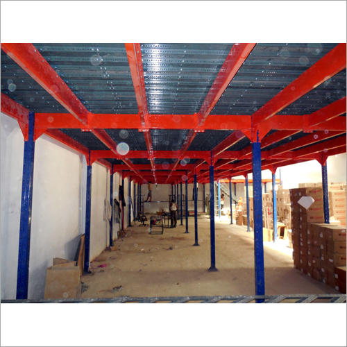 Mezzanine Floor System