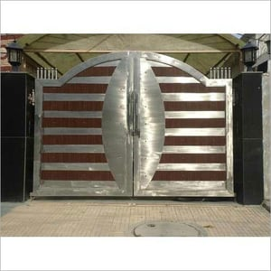 Stainless Steel Security Gates