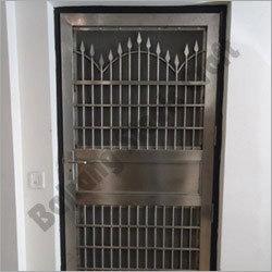 Modern Steel Gates