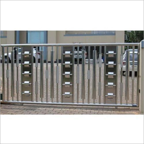 Antique Stainless Steel Gates