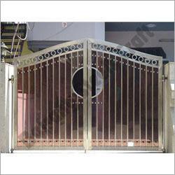 Stainless Steel Designer Gates