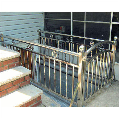 Durable Stainless Steel Railings