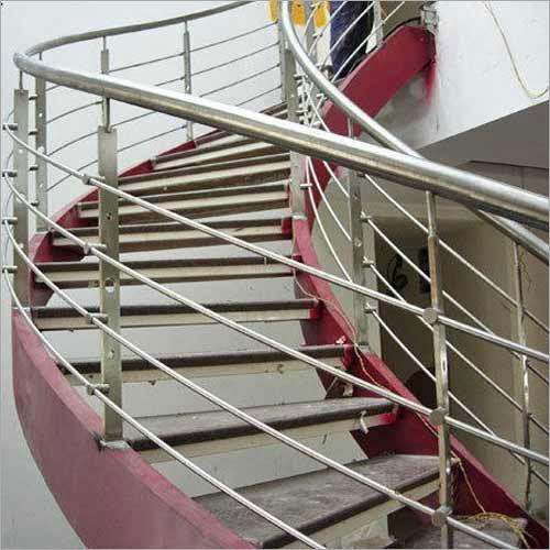 Fancy Stainless Steel Railings