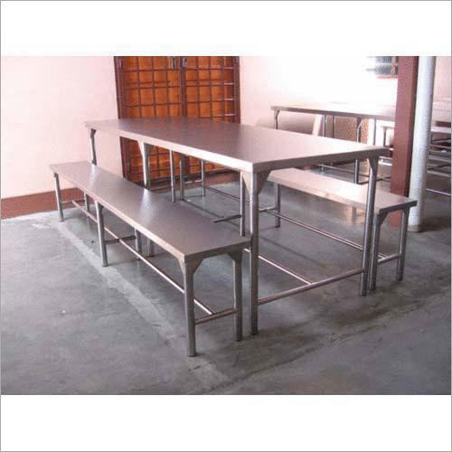 SS School Canteen Table
