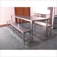 School Canteen Table