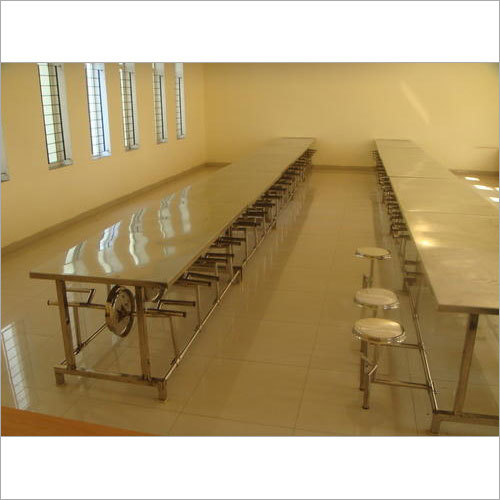 Factory Canteen Table