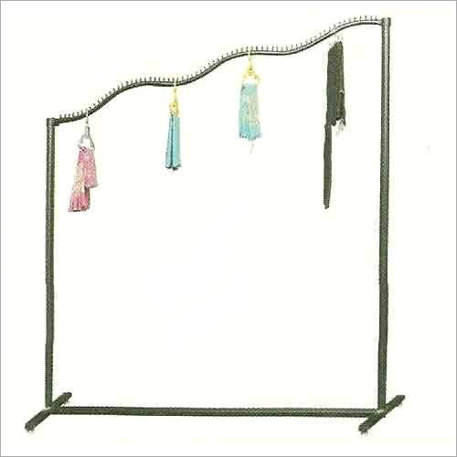 Raw Steel Garment Racks