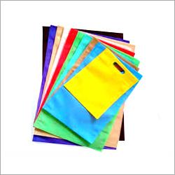D Cut Non Printed Shopping Woven Bag
